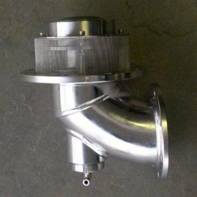 80mm-100mm Pressure Compensated BOV